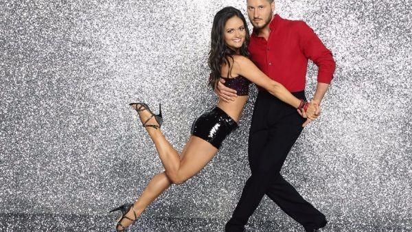 Chmerkovskiy and Danica McKellar dwts abc