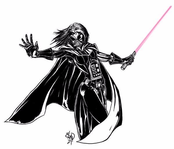 http://bradsmith20.deviantart.com/art/Lady-Vader-173984864