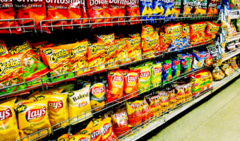 Diet to Reduce Weight; Chuckles from the Chip Aisle