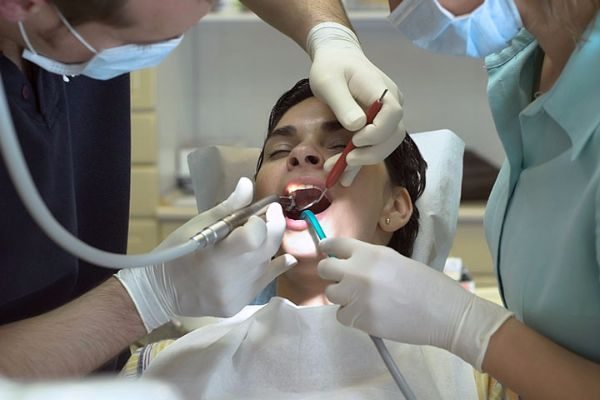 funny dental experiencees