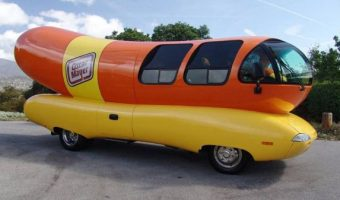 10 Ways to Get Females to Notice You Without Talking To Them oscar meyer wiener mobile pic